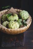 Φρέσκα μήλα κρέμας Στοκ Φωτογραφίες