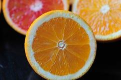 φρέσκα πορτοκάλια Στοκ εικόνες με δικαίωμα ελεύθερης χρήσης