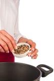 Σιτάρια πιπεριών Στοκ Εικόνα