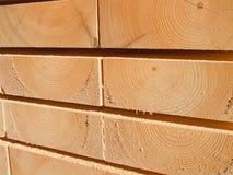 φρέσκα στηρίγματα ξύλινα Στοκ φωτογραφίες με δικαίωμα ελεύθερης χρήσης