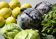 φρέσκα υγιή λαχανικά σιτηρεσίου Στοκ φωτογραφία με δικαίωμα ελεύθερης χρήσης