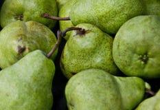Φρέσκα φρούτα αχλαδιών Στοκ εικόνα με δικαίωμα ελεύθερης χρήσης