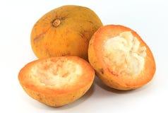 Φρέσκα φρούτα Santol Στοκ εικόνα με δικαίωμα ελεύθερης χρήσης