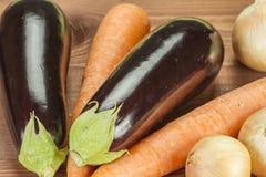 Φρέσκα χορτοφάγα λαχανικά Στοκ φωτογραφίες με δικαίωμα ελεύθερης χρήσης