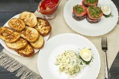 Φρέσκα χορτοφάγα λαχανικά Στοκ Φωτογραφία