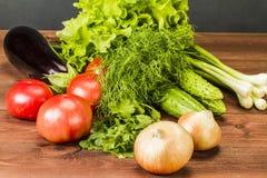 Φρέσκα χορτοφάγα λαχανικά Στοκ φωτογραφία με δικαίωμα ελεύθερης χρήσης