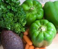 Φρέσκα ώριμα λαχανικά Στοκ φωτογραφία με δικαίωμα ελεύθερης χρήσης