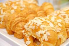 Φρέσκα croissants Στοκ φωτογραφία με δικαίωμα ελεύθερης χρήσης