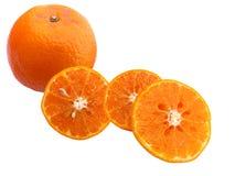 Φρέσκα juicy πορτοκάλια Στοκ φωτογραφία με δικαίωμα ελεύθερης χρήσης