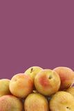 Φρέσκα pluots (armeniaca salicina × Prunus) Στοκ Εικόνες