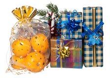 φρέσκα tangerines Στοκ εικόνα με δικαίωμα ελεύθερης χρήσης
