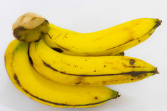 Φρέσκες μπανάνες Στοκ εικόνα με δικαίωμα ελεύθερης χρήσης