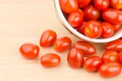 φρέσκες ντομάτες Στοκ Εικόνες
