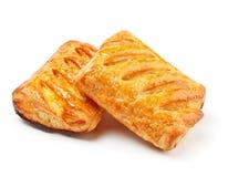 φρέσκες πίτες δύο Στοκ φωτογραφία με δικαίωμα ελεύθερης χρήσης
