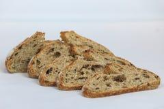 φρέσκες φέτες ψωμιού Στοκ Φωτογραφίες