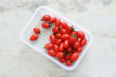 Φρέσκια ντομάτα για την υγεία Στοκ Εικόνα
