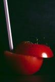 φρέσκια ντομάτα χυμού Στοκ Φωτογραφίες