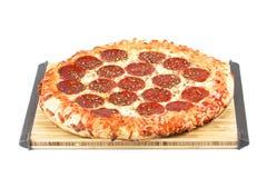 φρέσκια πίτσα Στοκ Εικόνες