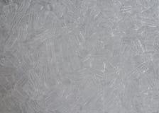 Φρέσκια δροσερή ανασκόπηση κύβων πάγου Στοκ Φωτογραφίες