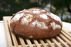 φρέσκια σίκαλη ψωμιού χαρτ στοκ φωτογραφία με δικαίωμα ελεύθερης χρήσης