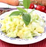 φρέσκια σαλάτα λάχανων Στοκ φωτογραφία με δικαίωμα ελεύθερης χρήσης