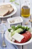 φρέσκια σαλάτα ψωμιού Στοκ φωτογραφίες με δικαίωμα ελεύθερης χρήσης