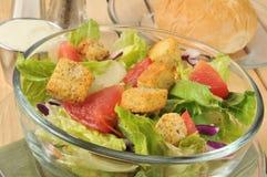 Φρέσκια σαλάτα κήπων στοκ εικόνες
