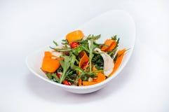 Φρέσκια σαλάτα με τα καρότα Στοκ Εικόνες