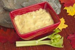 φρέσκια σούπα κρέμας σέλιν&om στοκ φωτογραφία