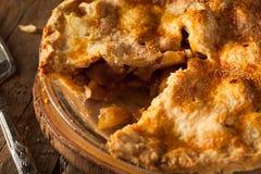 φρέσκια σπιτική πίτα μήλων Στοκ φωτογραφία με δικαίωμα ελεύθερης χρήσης