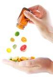 φρέσκια υγιής βιταμίνη ύφους πορτοκαλιών γ στοκ εικόνες