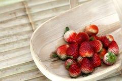 φρέσκια φράουλα Στοκ φωτογραφία με δικαίωμα ελεύθερης χρήσης