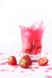φρέσκια φράουλα στοκ εικόνες