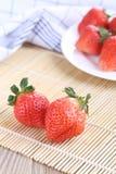φρέσκια φράουλα Στοκ Εικόνα