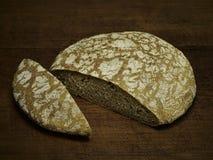 Φρέσκια ψημένη φραντζόλα του ψωμιού σίκαλης Στοκ Φωτογραφία