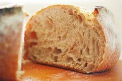 φρέσκος αγροτικός ψωμιο Στοκ Εικόνα