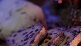 Φρέσκος από το αρτοποιείο Χριστουγέννων - ο παραδοσιακός φιλμ μικρού μήκους