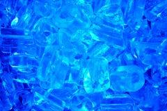 Φρέσκος δροσερός κύβος πάγου Στοκ φωτογραφία με δικαίωμα ελεύθερης χρήσης