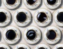 φρέσκος καυτός καφέ στοκ φωτογραφία με δικαίωμα ελεύθερης χρήσης