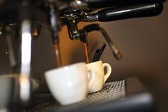 Φρέσκος καφές Στοκ Φωτογραφίες