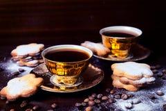 Φρέσκος καφές στοκ εικόνα με δικαίωμα ελεύθερης χρήσης