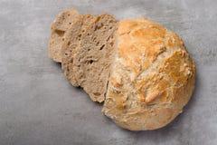 φρέσκος κύκλος ψωμιού Στοκ Εικόνα