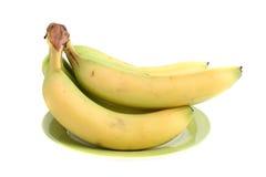 φρέσκος οργανικός μπανανώ& στοκ φωτογραφία με δικαίωμα ελεύθερης χρήσης