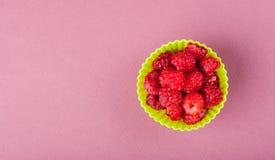 Φρέσκος οργανικός rapsberry στοκ φωτογραφίες