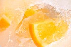 φρέσκος παγωμένος καρπός στοκ φωτογραφίες
