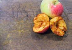 φρέσκος παλαιός μήλων Στοκ εικόνα με δικαίωμα ελεύθερης χρήσης