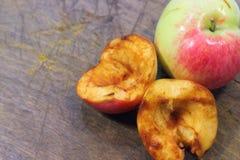 φρέσκος παλαιός μήλων Στοκ φωτογραφία με δικαίωμα ελεύθερης χρήσης