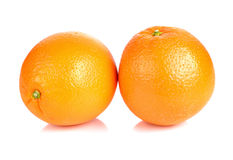 φρέσκος πορτοκαλής ώριμ&omicro Στοκ φωτογραφίες με δικαίωμα ελεύθερης χρήσης