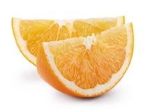 φρέσκος πορτοκαλής ώριμ&omicro Στοκ φωτογραφία με δικαίωμα ελεύθερης χρήσης