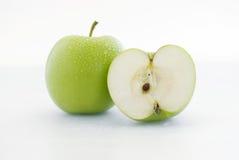 φρέσκος πράσινος μήλων Στοκ φωτογραφίες με δικαίωμα ελεύθερης χρήσης